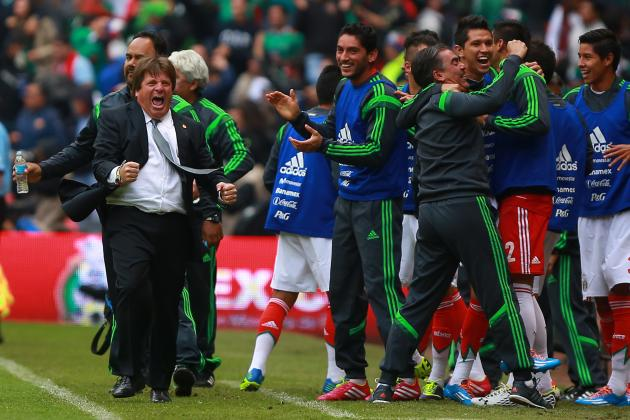 Mexico: Why El Tri Are Playing Better Under New Coach Herrera