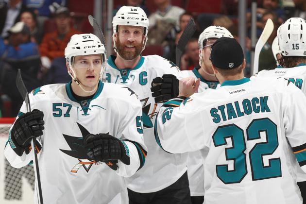 Live: San Jose Sharks vs. Chicago Blackhawks