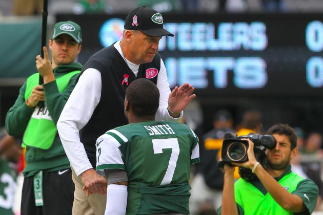 Rex: Geno Smith Will Start Next Week