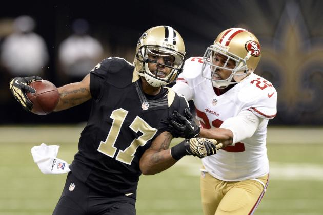 Robert Meachem's Instant Fantasy Reaction After Week 11