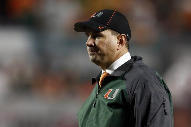 Miami Football: How Al Golden Can Salvage the Season
