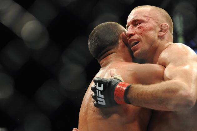 UFC 167 Notebook: Dana White's Antics, GSP's Mental State and the NSAC