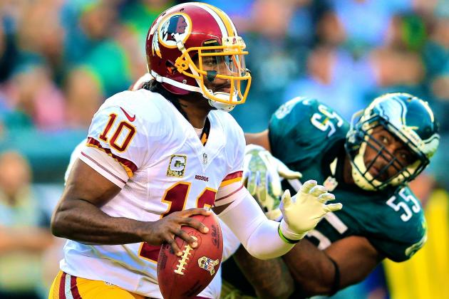 It's Time to Stop Blaming RG3's Knee for Continued Woes