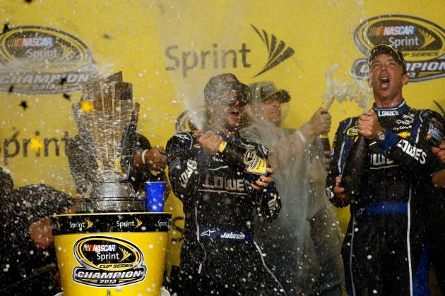 How Jimmie Johnson, Hendrick Motorsports Keep Racking Up Sprint Cup Titles