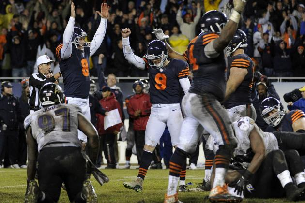 Ravens vs. Bears: Biggest Takeaways for Each Team in Chicago's OT Win