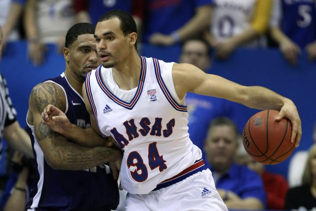 Kansas Basketball: Why Perry Ellis Is Jayhawks X-Factor