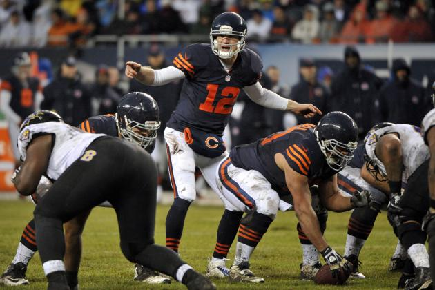 Josh McCown Deserves to Be Bears Starter Over Jay Cutler