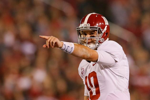 Heisman Trophy Watch: Breaking Down AJ McCarron's Case with a Month Left