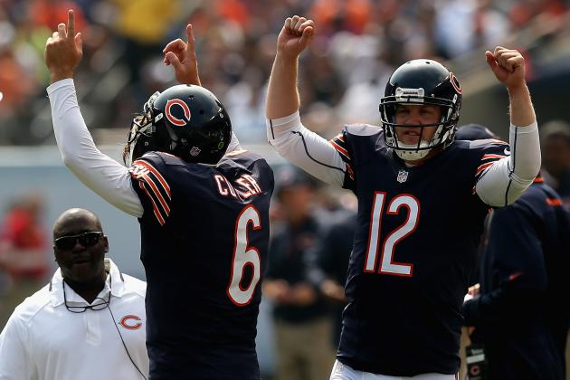 Josh McCown Keeps Bears Winning
