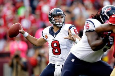 Matt Schaub: Recapping Schaub's Week 14 Fantasy Performance