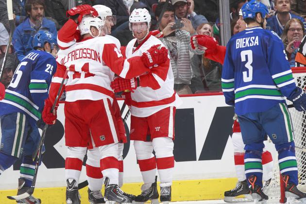 How Move to Eastern Conference Has Helped Detroit Red Wings in 2013-14