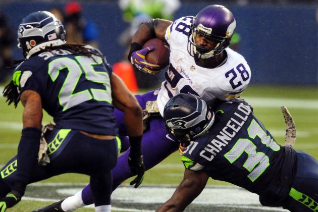 Seattle Seahawks' Rush Defense Turned Massive Corner in Week 11 Win over Vikings