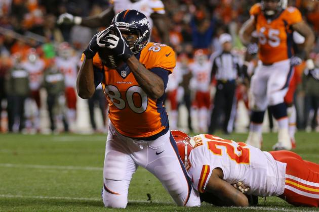 Julius Thomas' Instant Fantasy Reaction After Week 11