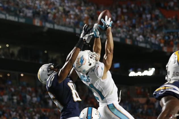 Dolphins' Defense Hangs on Late to Beat Chargers