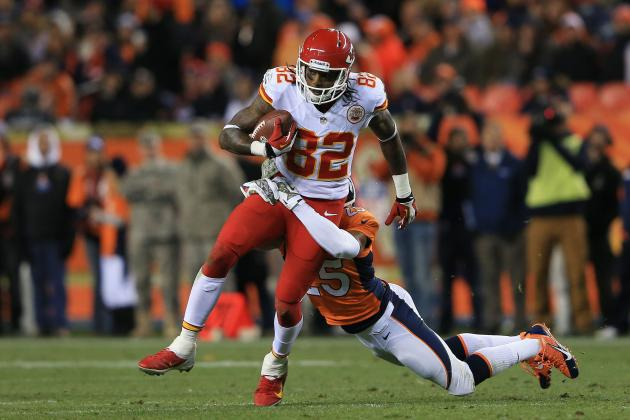 Dwayne Bowe's Instant Fantasy Reaction After Week 11