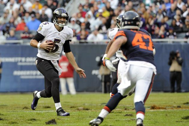 Instant Analysis of the Ravens' 23-20 Loss in Overtime to the Chicago Bears