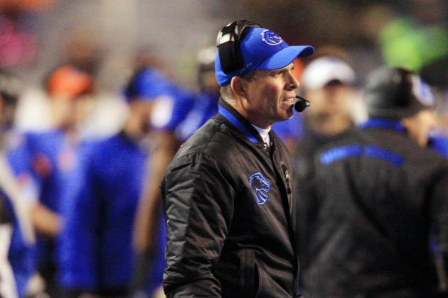 Boise State Football: Is This Year What Chris Petersen Needed to Stay in Boise?