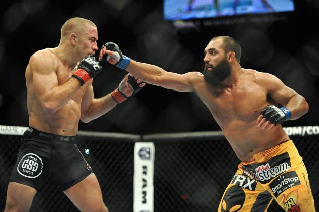 Hughes on GSP Win Against Hendricks: 'Worst Decision in UFC History'