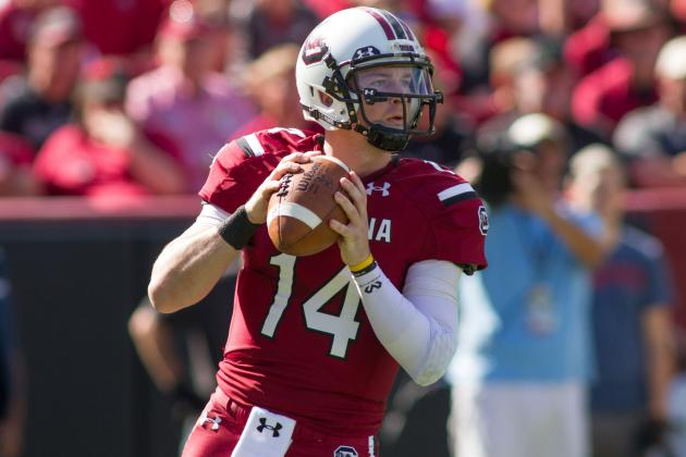 South Carolina Football: 3 Keys to Keeping Connor Shaw Injury Free