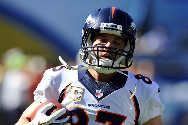 Welker Being Evaluated for Possible Concussion