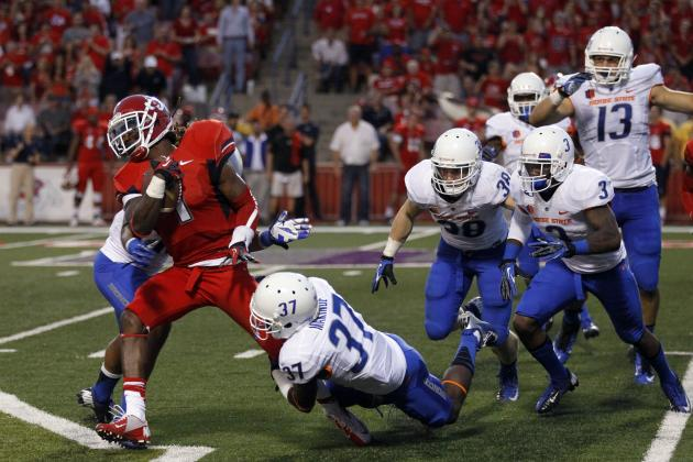 Boise State Football: How Broncos Can Prevent Fresno State from Busting the BCS