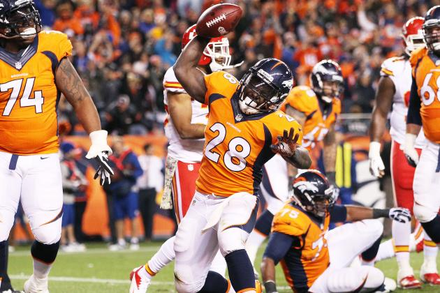 Montee Ball's Instant Fantasy Reaction After Week 11