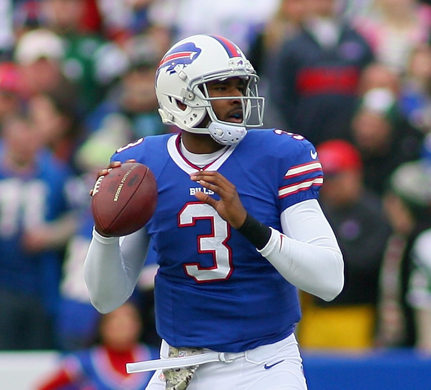 EJ Manuel Shines in Win over Jets, a Sign of Things to Come | Bleacher Report