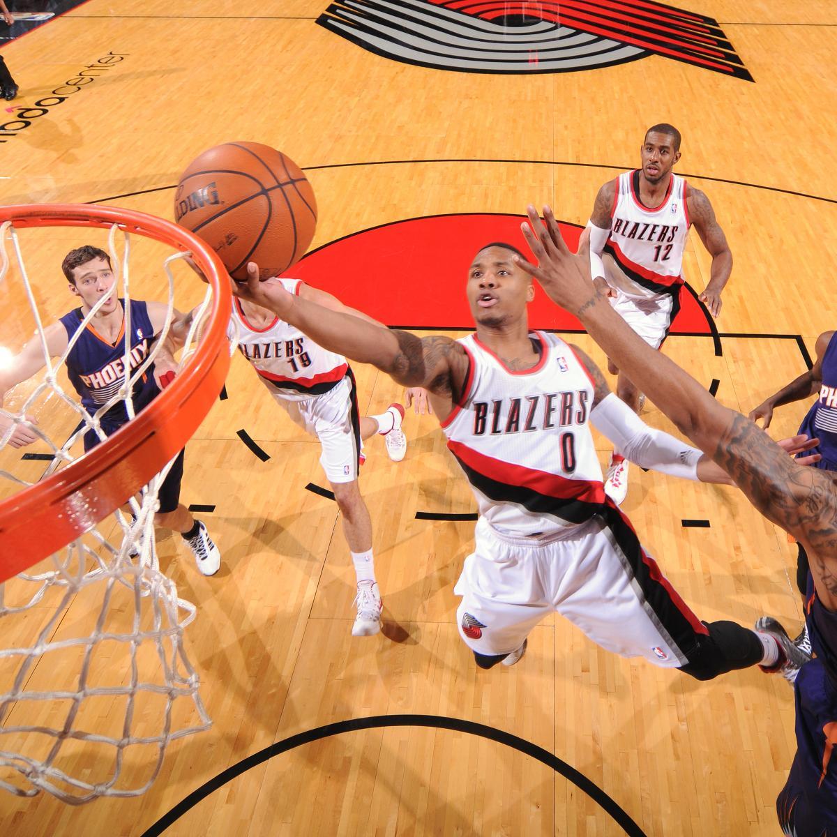 Portland Blazers Defensive Rating: Has Portland Trail Blazers' Damian Lillard Progressed From