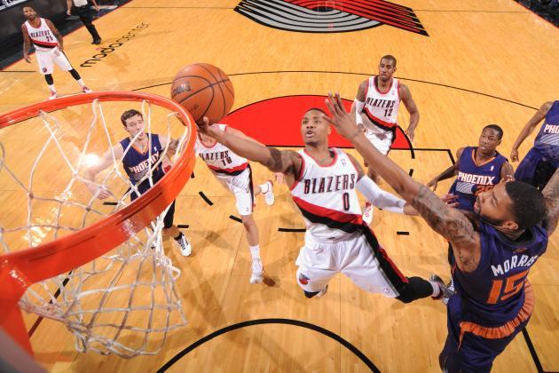 Has Portland Trail Blazers' Damian Lillard Progressed from Last Season?
