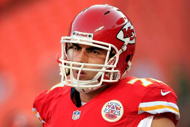 Eric Fisher (shoulder) Doubtful to Return vs. Broncos
