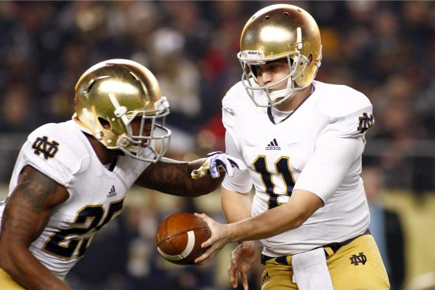 Notre Dame Football: What Will Be Tommy Rees' Irish Legacy?