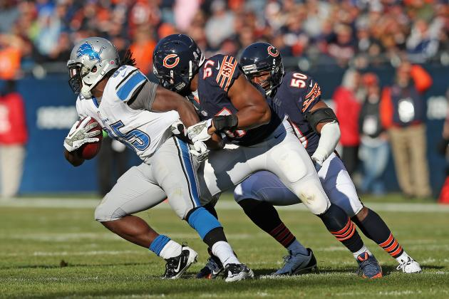 Can Chicago Bears Keep Pace with Surging Detroit Lions in NFC North Playoff Race