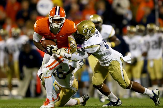 Has Clemson Finally Found Its No. 2 Receiver Behind Sammy Watkins?