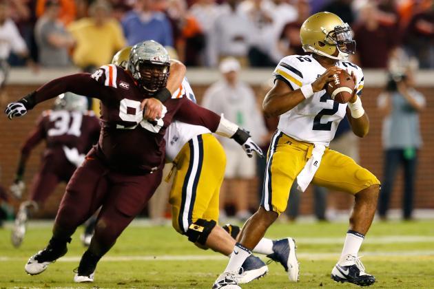 Virginia Tech Football: Why Derrick Hopkins Is Hokies' MVP for 2013