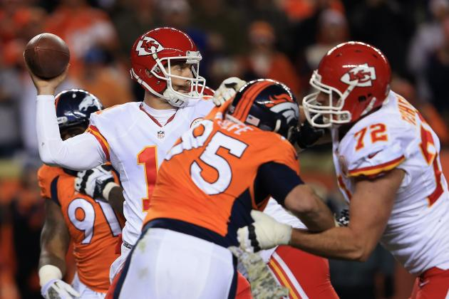 Chiefs Get Nothing for Moral Victory Against Broncos