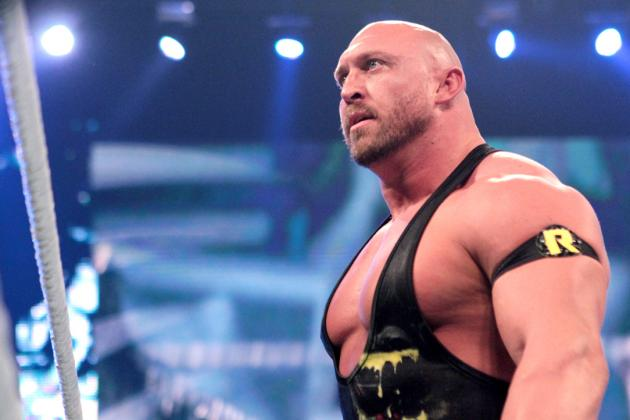 Brock Lesnar Would Be Wasted in Potential Feud with Ryback