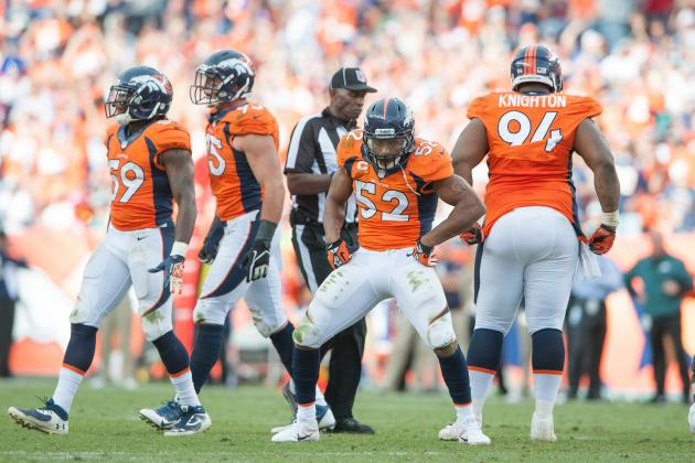 Broncos Defense the Difference Maker for Denver's Super Bowl Hopes