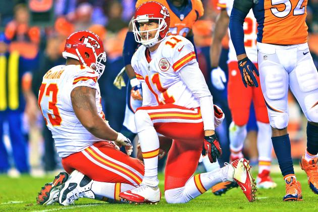 Kansas City Chiefs Exposed by Broncos, but Not as Frauds