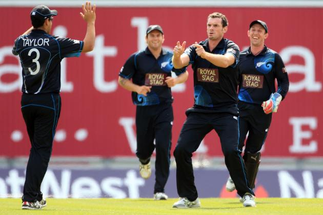 Sri Lanka vs. New Zealand, 1st T20: Date, Time, Live Stream, TV Info and Preview