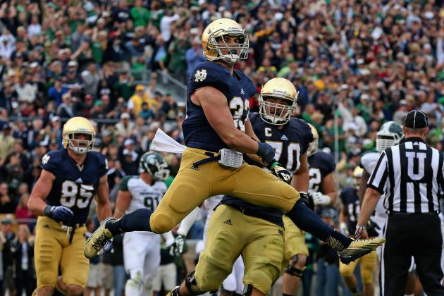 Jekyll and Hyde: Notre Dame Has Good Resume but Bad Losses