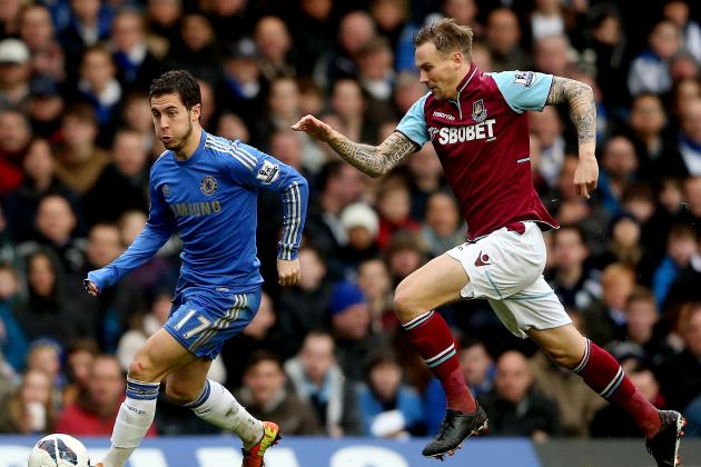 West Ham United FC vs. Chelsea FC: Odds, Preview and Prediction