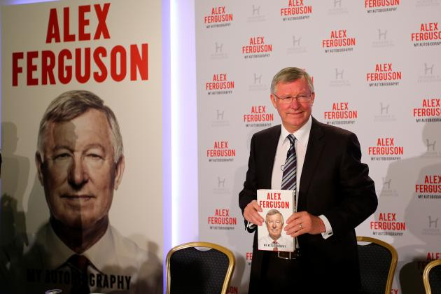 Sir Alex Ferguson's Autobiography Slammed for Multiple Factual Errors in Book