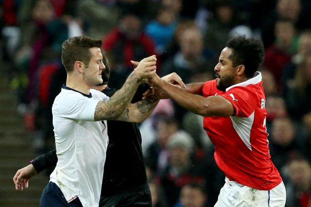 Jack Wilshere Encourages England to Play Dirty Against Germany
