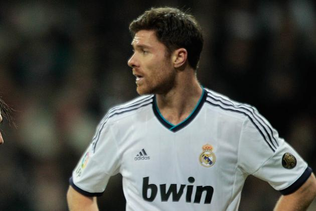 Report: Madrid Looking to Tie Down Xabi Alonso