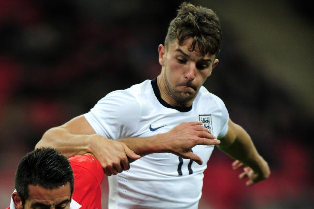 Jay Rodriguez Makes His Mark with England as 1,200th Player