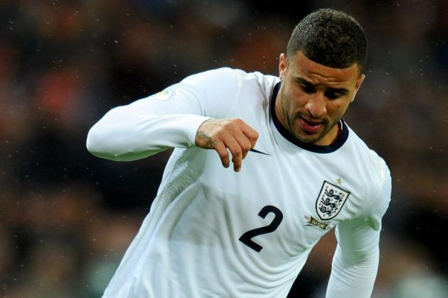 Kyle Walker Spoke to FATV Ahead of England's Meeting with Germany