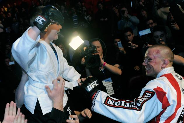 Georges St-Pierre: Yes, He Really Does Owe It to the Sport