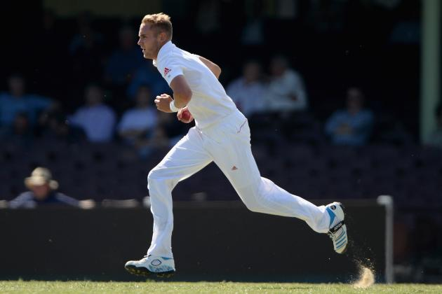 Stuart Broad and England Slam 'Pathetic' Claim He Asked for Fan to Be Ejected
