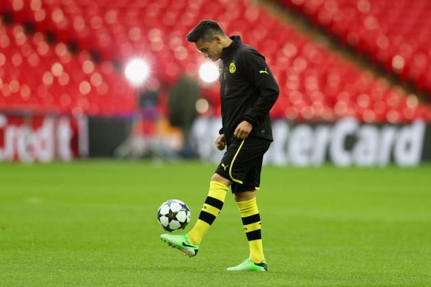 Why Manchester United Should Target Christoph Kramer Instead of Ilkay Gundogan