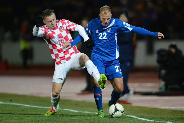 Croatia vs. Iceland: Date, Time, Live Stream, TV Info and Preview